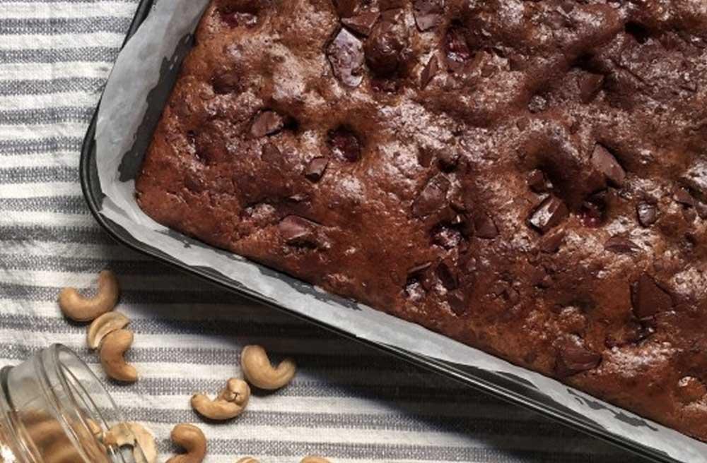 Flourless chocolate brownies