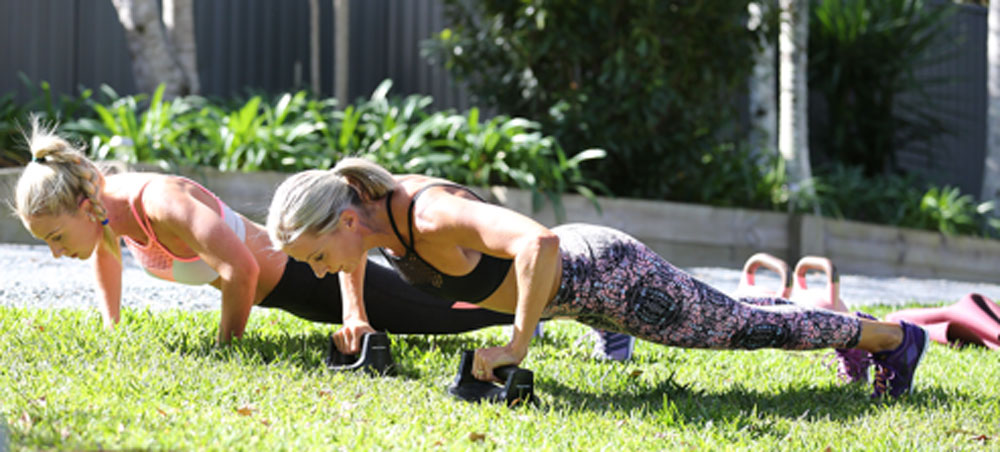 15 minute total body work out
